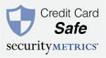 Security Metrics - PCI DSS Validated