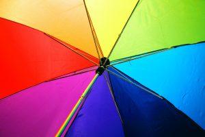 Multicoloured Rainbow
